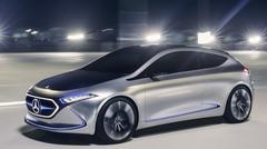 Mercedes EQA Concept : la compacte électrique en approche
