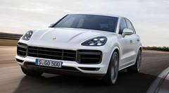 Porsche lève le voile sur le Cayenne Turbo