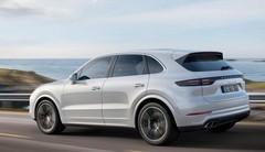 Porsche dévoile le Cayenne Turbo