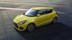 Suzuki dévoile la Swift Sport