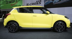 Suzuki présente la nouvelle Swift Sport