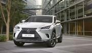 Lexus NX : nouveau regard, automatique