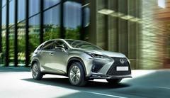 Lexus NX 300h 2018 : le SUV hybride fait peau neuve