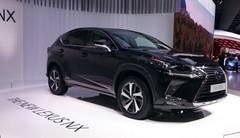 Lexus NX 2018 : un restylage tout en douceur