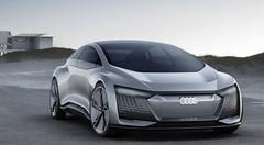Audi Aicon Concept : une superbe vision du luxe autonome