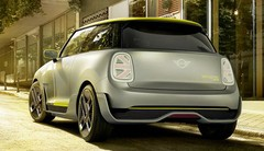 Mini Electric Concept 2017 : La Mini met les watts