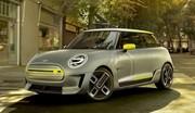 Mini électrique : un concept avant le modèle de série en 2019