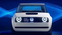 Les photos officielles de la Honda Urban EV Concept