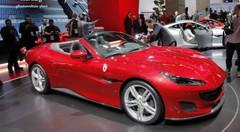 La Ferrari Portofino fait le spectacle au 2017