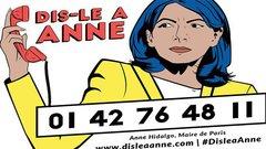 Mécontent du trafic parisien ? Dis-le à Anne !