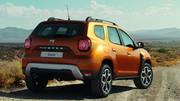 """Les """"SUV"""" Dacia, Citroën, Volkswagen, Jaguar, rois de la fête à Francfort"""