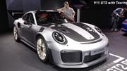 Porsche 911 GT2 RS (2017) : première apparition publique