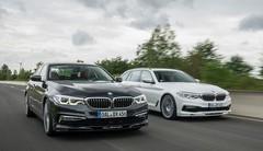 La BMW ALPINA D5 S à transmission intégrale en World Premiere !
