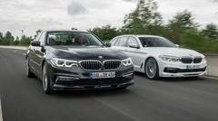 BMW Alpina D5 S : Diesel ultrarapide