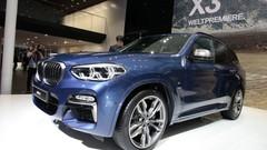 BMW X3 (2017) : prêt pour le combat !