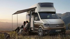 Volkswagen California XXL Concept : camping-car king size !