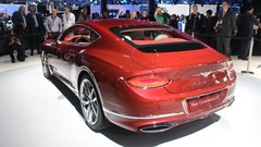 Bentley Continental GT : tradition modernisée