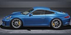 Porsche : une méchante GT3 en tenue de ville