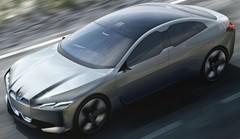 BMW i Vision Dynamics : une déclaration de guerre à Tesla