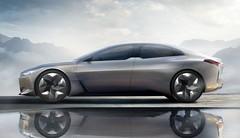 BMW i Vision Dynamics Concept : la prochaine BMW i5 en filigrane