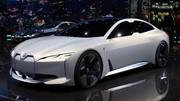 BMW i Vision Dynamics Concept : la Tesla Model S en ligne de mire