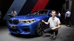 BMW M5 (2018) : la super sportive pour tous