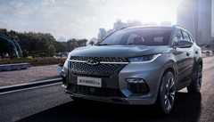 Le chinois Chery prépare sa gamme Exeed pour l'Europe