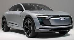 Audi Elaine : le concept e-Tron Sportback rebaptisé et remanié