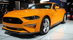 Ford Mustang restylée : plus agressive