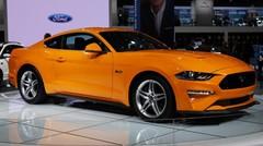 La Ford Mustang restylée débarque en Europe