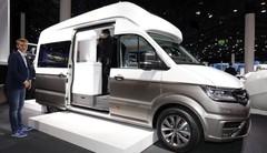 Volkswagen California XXL : le camping-car paradis est à Francfort