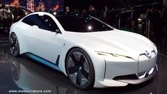 BMW i Vision Dynamics : la première vedette de Francfort