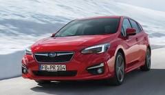 Subaru Impreza : 5 portes et pas de Diesel en Europe