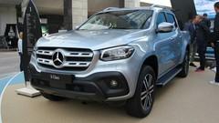 Mercedes Classe X : pick-up premium