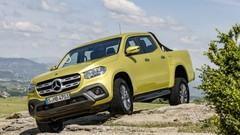 Mercedes Classe X : la ''Mercedes'' des pick-up !