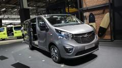 Opel Vivaro Tourer et Combi+ : Un tarif d'attaque dévoilé