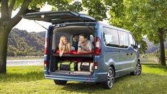 Opel Vivaro Life : tente sur roues