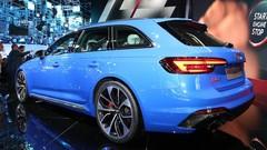 Nouvelle Audi RS4 Avant : la familiale sportive