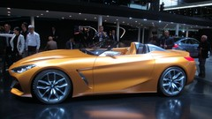 BMW Z4 Concept : réorientation