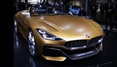 Le BMW Z4 Concept se montre à domicile !