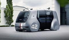 Volkswagen Sedric : un concept qui a de la suite dans les idées