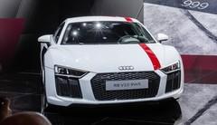 Audi R8 V10 RWS : en arrière, toutes !