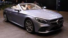 Un coup de jeune pour les Mercedes Classe S Coupé et Cabriolet
