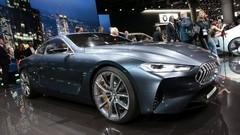 BMW Concept Série 8 : elle joue avec les chiffres !