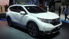 Honda CR-V Prototype : diesel free