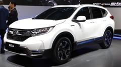 Honda CR-V Hybrid Prototype : le RAV4 Hybride dans le collimateur