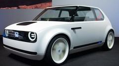 Les voitures électriques et hybrides du 2017