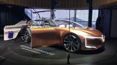Renault Symbioz : autonome