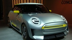 Mini Electric Concept : coquille vide
