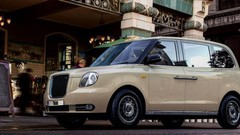 TX : le nouveau taxi londonien électrique à Francfort